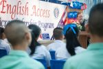 พิธีเปิด The English Access Microscholarship Program