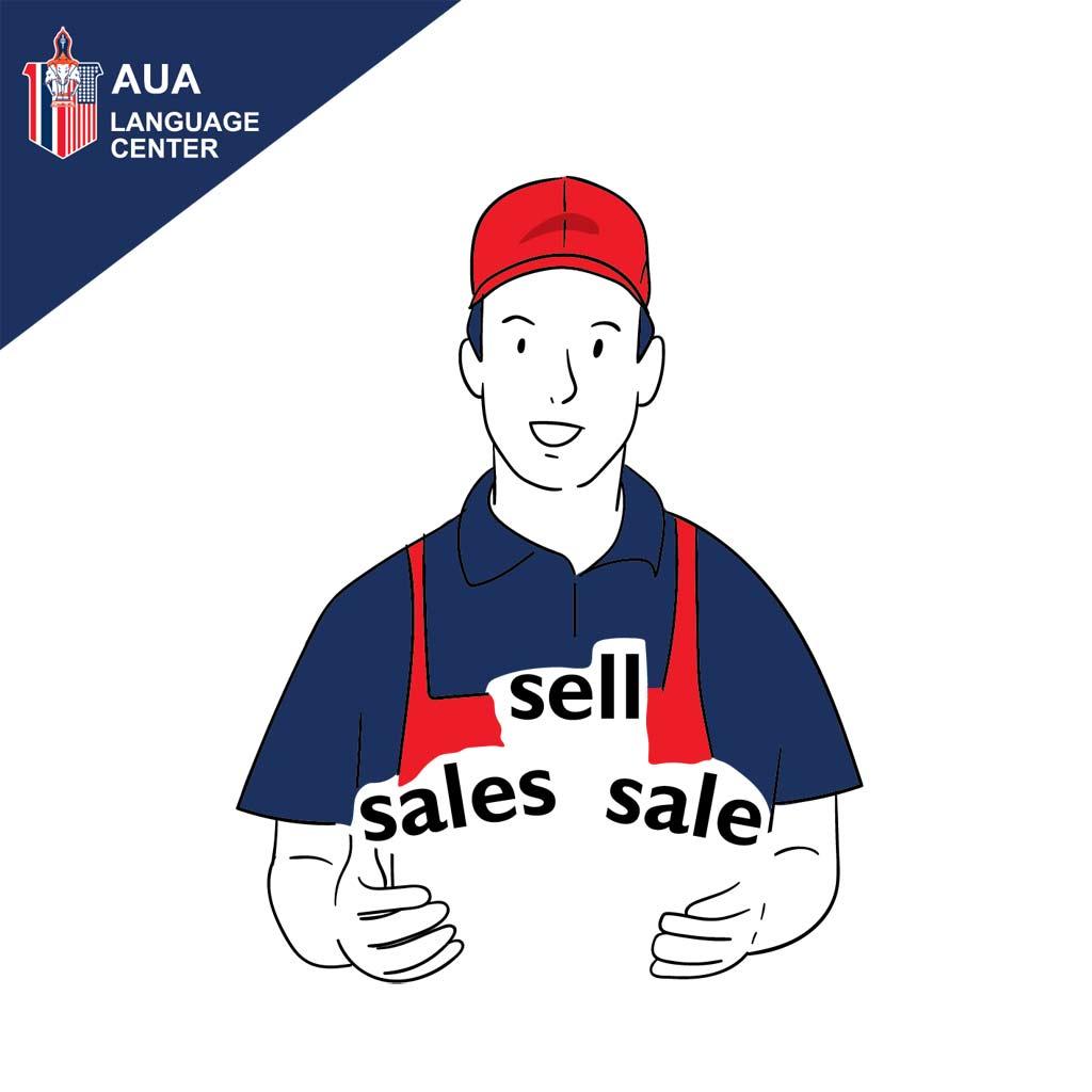 Sell, Sale & Sales