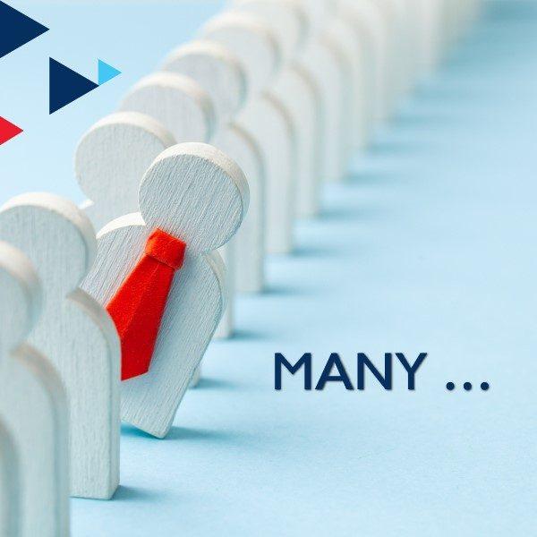Many …