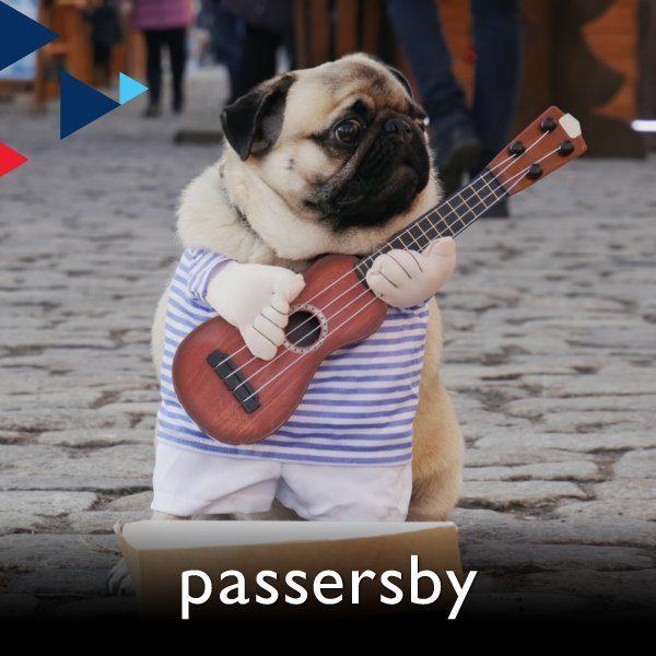 Passersby