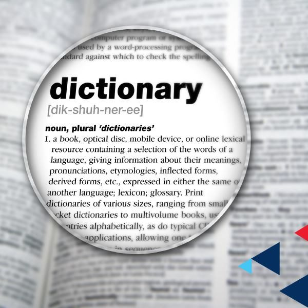 Dictionary Types