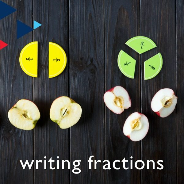 Writing Fractions in English Word Form