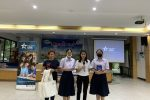EducationUSA Adviser travelled to Rayong province