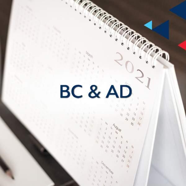 BC & AD
