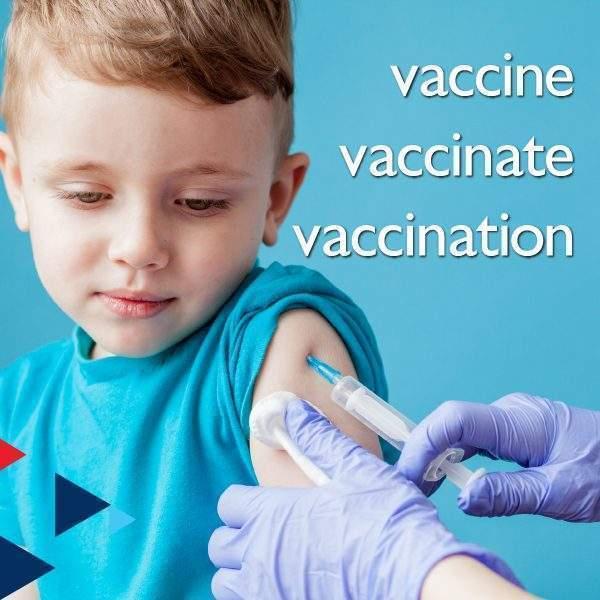 vaccine & vaccinate & vaccination