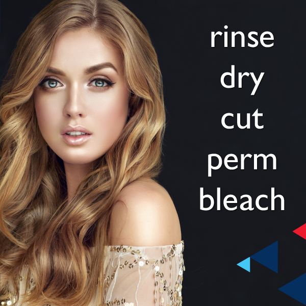 Terms on Hairdressing