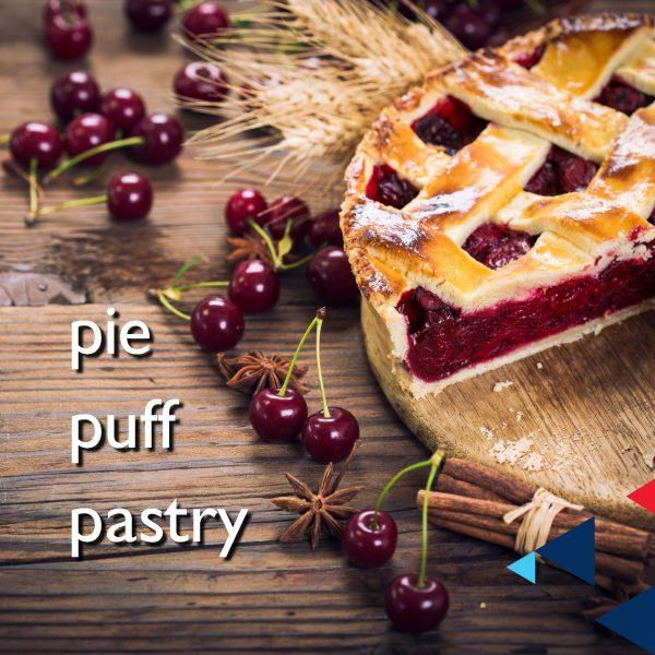 Pie, Puff & Pastry – ศัพท์ขนมอบร้อนๆ พร้อมเสิร์ฟ